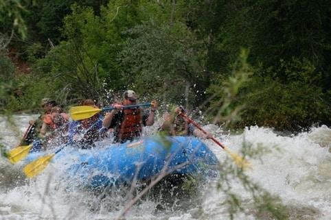 Rafting Vail